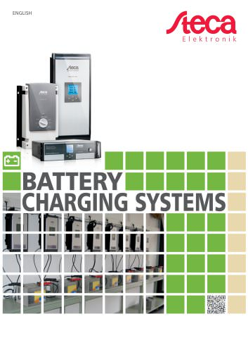 Battery charging systems product catalogue