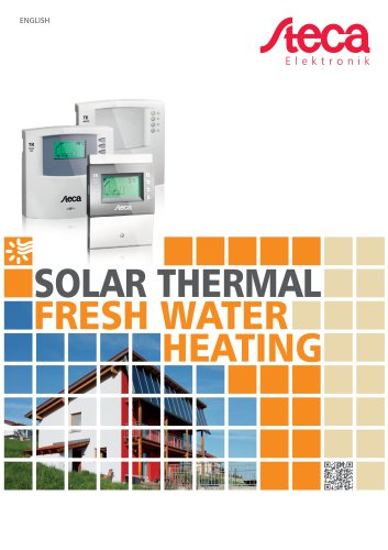 Solar thermal - Product catalogue