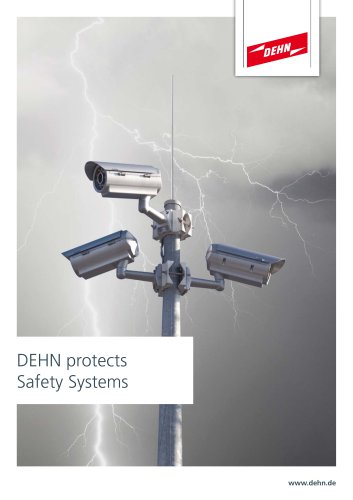 DEHN protects Safety Systems