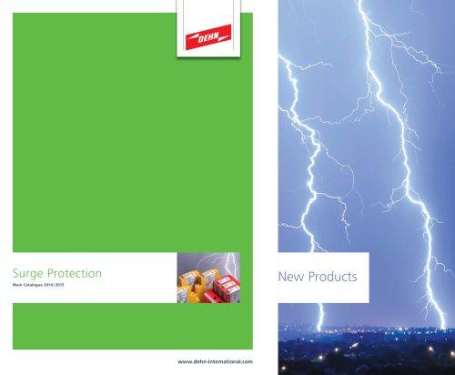Surge Protection Main Catalogue