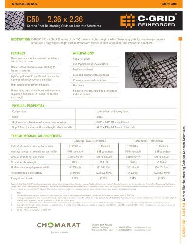 C-GRID: C50-2.36x2.36