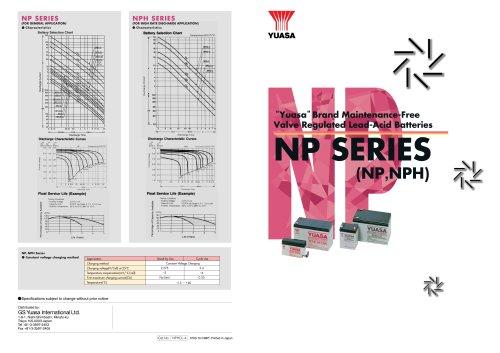 NP Series (NP, NPH)