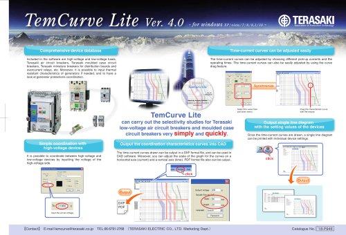 TemCurve Lite Ver. 4 .0