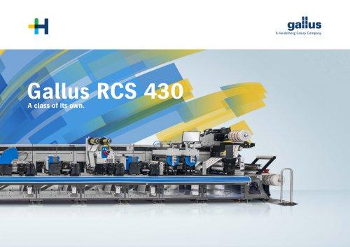 Gallus ECS 430