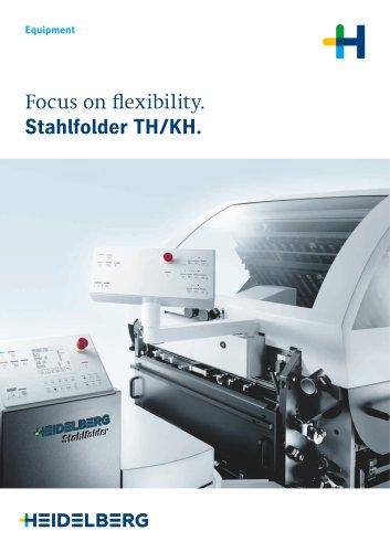 Stahlfolder TH/KH