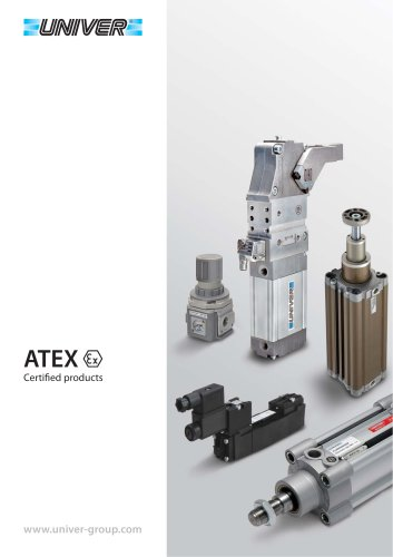 ATEX Certified products