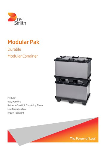 Modular Pak