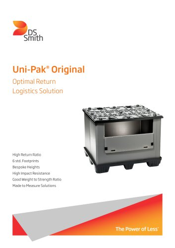Uni-Pak Original