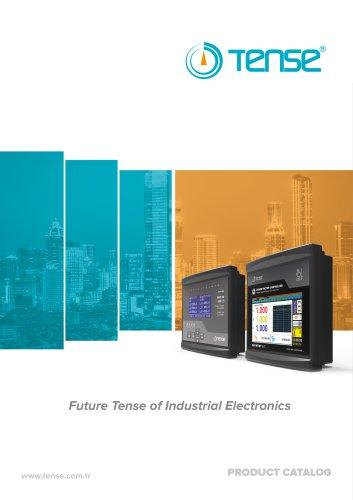 Tense Electronics 2021 Product Catalog