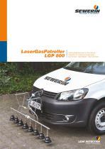 LaserGasPatroller LGP 800