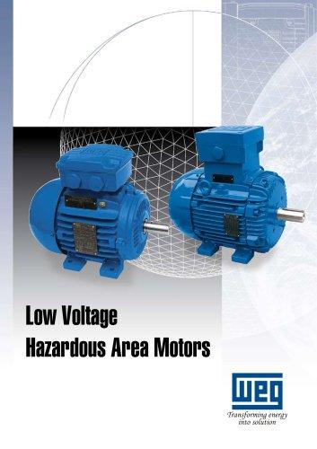 Explosion Proof Motor Weg Pdf Catalogs Technical Documentation Brochure