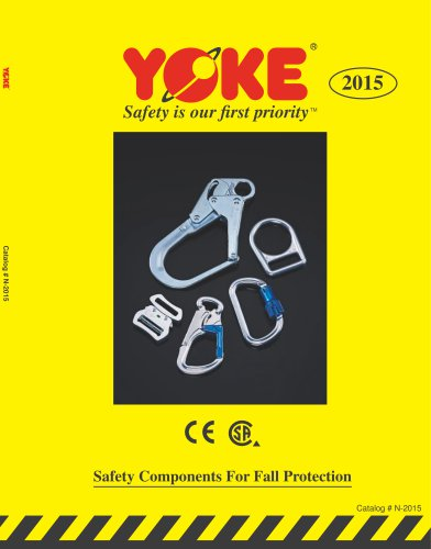 Safety Components For Fall Protection