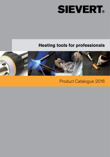 Heating tools for professionals
