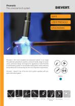Promatic The universal torch system