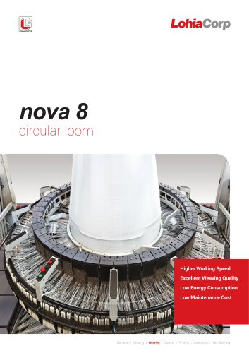 Circular Looms - nova 8