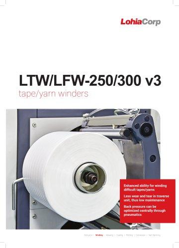 LTW/LFW -250/300 v3