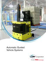 Automatic Guided Vehicle Systems