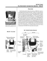 DELCD - Dry Electrolytic Conductivity Detector