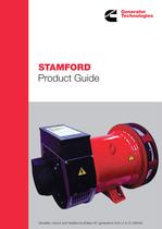 [DIAGRAM_4PO]  STAMFORD PRODUCT GUIDE - CUMMINS GENERATOR TECHNOLOGIES - PDF Catalogs |  Technical Documentation | Brochure | Wiring Diagram Stamford Generator |  | Catalogs Directindustry