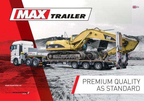 MAX Trailer