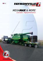 Mega - Vario - GigaMAX