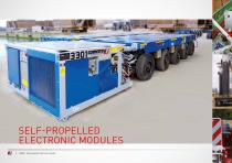 SELF-PROPELLED ELECTRONIC MODULES - 2