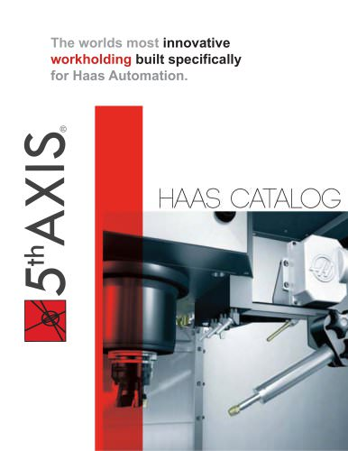 Haas 2014 Catalog