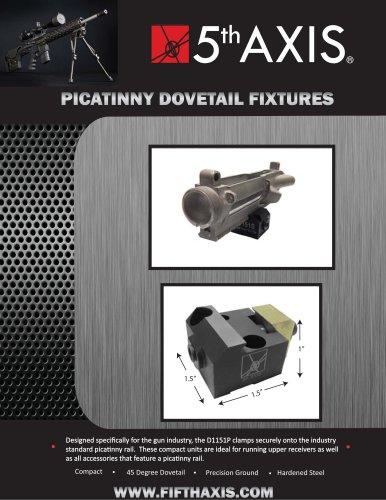 Picatinny Dovetail Catalog