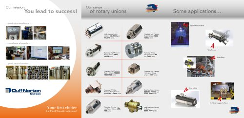 Our commercial brochure