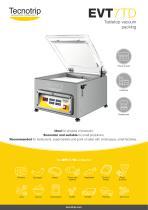 TABLETOP VACUUM PACKING MACHINE