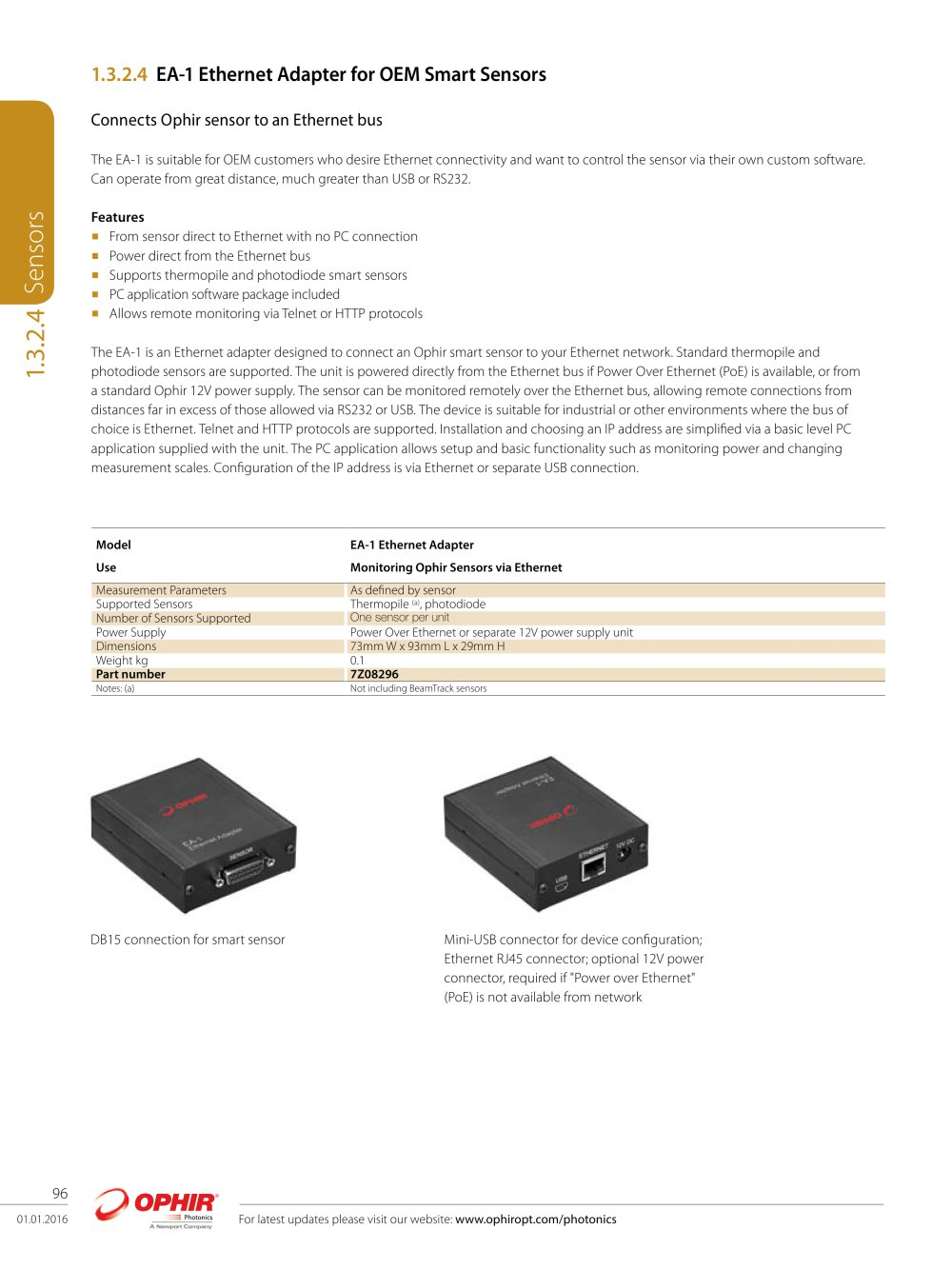 Smart Sensor Pdf