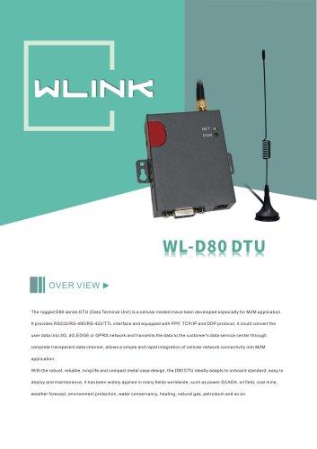 WL-D80 DTU