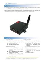 WL-M100 Series RS232 Modem