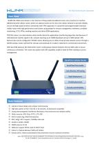 WLINK WL-R520 series Industrial 4G Router