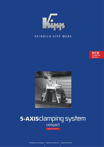 5-AXISclamping system