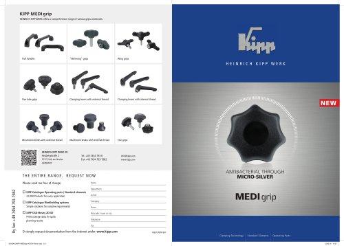 KIPP brochure MEDI grip EN