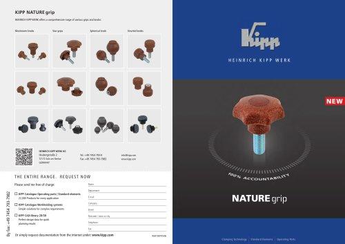 KIPP NATURE grip