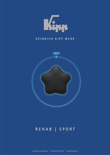 KIPP REHAB | SPORT