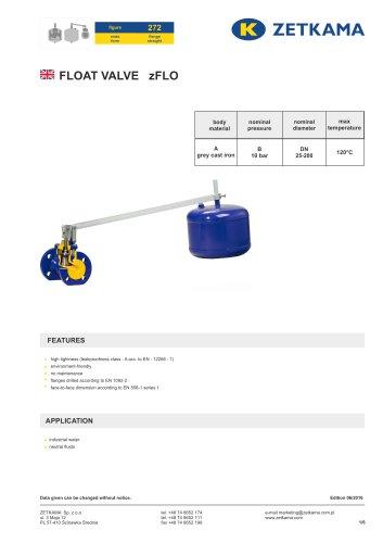 Float valve zFLO Fig.272
