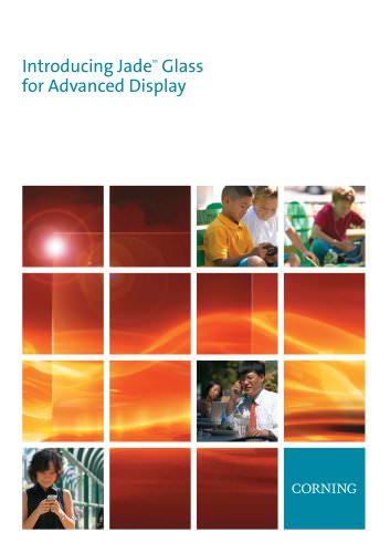 Jade™ Product Brochure