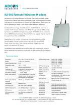 RA440 Wireless Modem