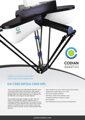 D4-1300-HP/D4-1300-HPL