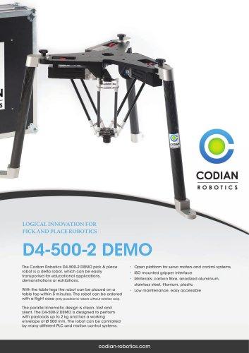 D4-500-2 DEMO