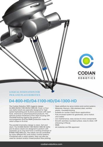 D4-800-HD/D4-1100-HD/D4-1300-HD