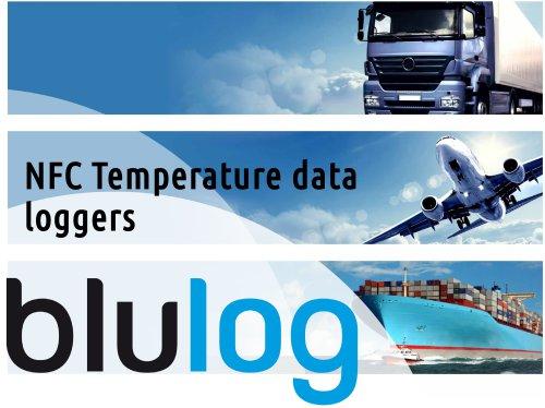 FC temperature data loggers food