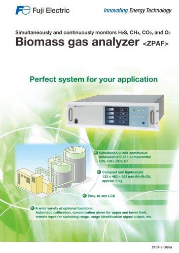 ZPAF Biogas analyser
