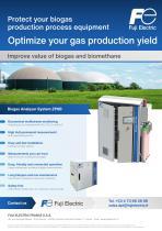 ZPSB Biogas analysis system
