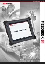 Fieldbook B1 - Rugged Windows Tablet
