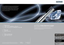DATRON CVD-Diamond-Cutter