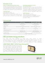 Off-grid power for domestic security - 5